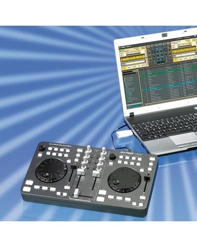 Acheter table de mixage et platines virtuelles pour pc - Meuble pour table de mixage ...