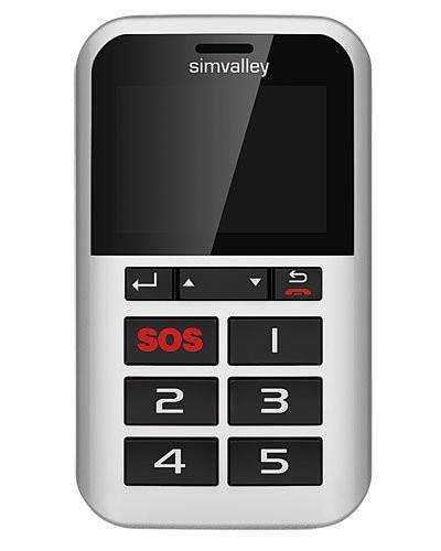 Téléphone portable à 5 touches RX-901 et SOS