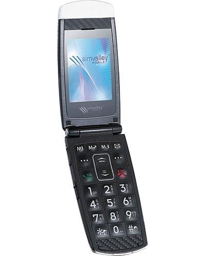 Téléphone portable ''XL-937'' avec fonction appel d'urgence