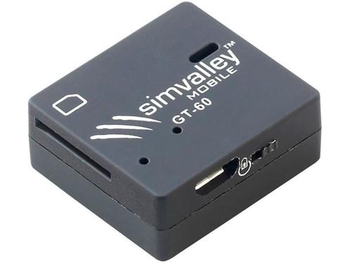 Traceur GSM ''GT-60'' avec microphone et localisation SMS