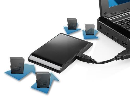 Adaptateur USB 2.0 SSD ''CA-4.128''