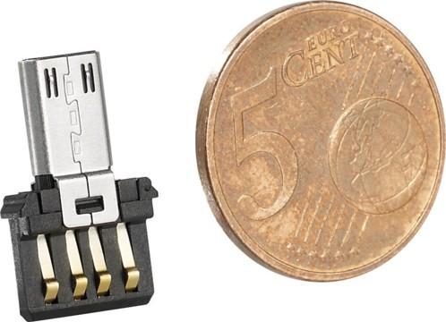 Adaptateur USB OTG ultra compact