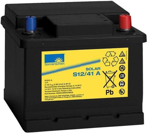 Batterie 12 V 41 Ah - longue durée