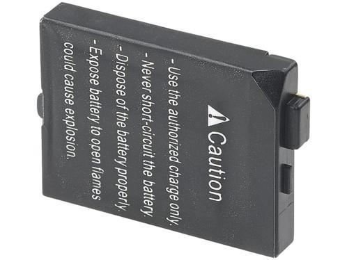 batterie originale de rechange pour smartwatch simvalley pw410