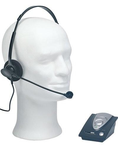 Micro-casque professionnel