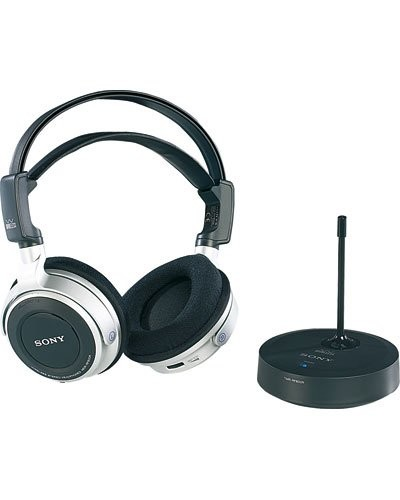Prix Casque Sans Fil Rechargeable Sony Mdr Rf800rk Moins Cher Pearlfr