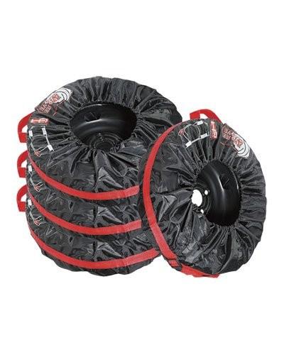 4 Sacs de transport pour roues de voiture