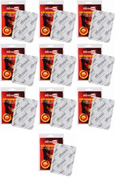 Pack de 10 Thermopads pour le corps