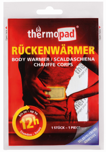 Thermopad pour le corps
