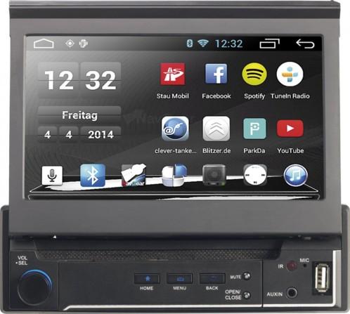 Autoradio Android 1 DIN ''DSR-N 310'' GPS/wifi/Bluetooth  2.0/ELA-Link