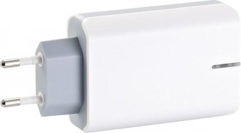 Chargeur secteur USB intelligent 4 ports - Compact