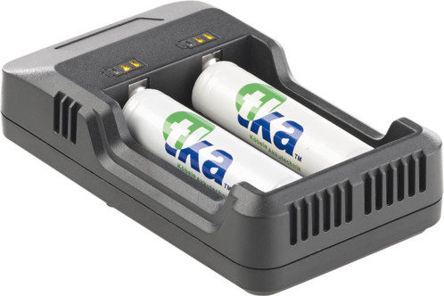 chargeur usb pour accumulateurs accu ronds tous formats AA, AAA, 26650, 18650
