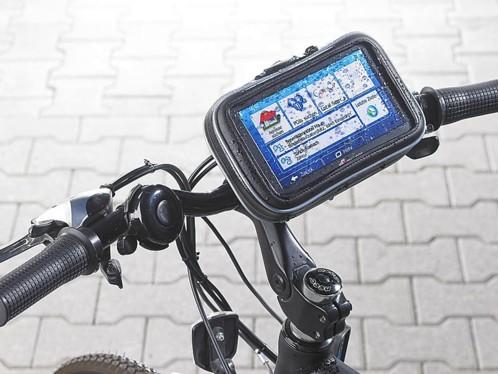Étui de protection et alimentation pour GPS et smartphone