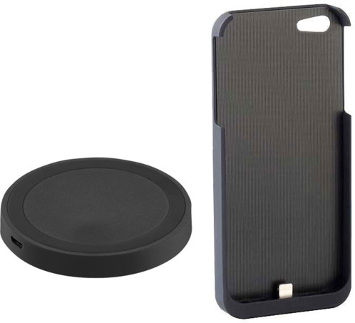 Kit chargement à induction compatible Qi pour iPhone 5 / 5S / SE