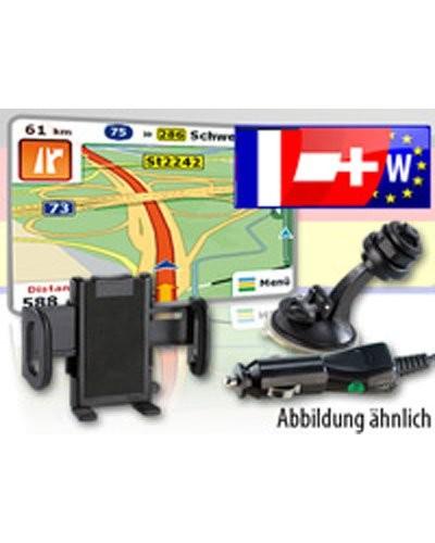 Kit de Navigation GPS 3En1 Pour Smartphone Sp-80 3G