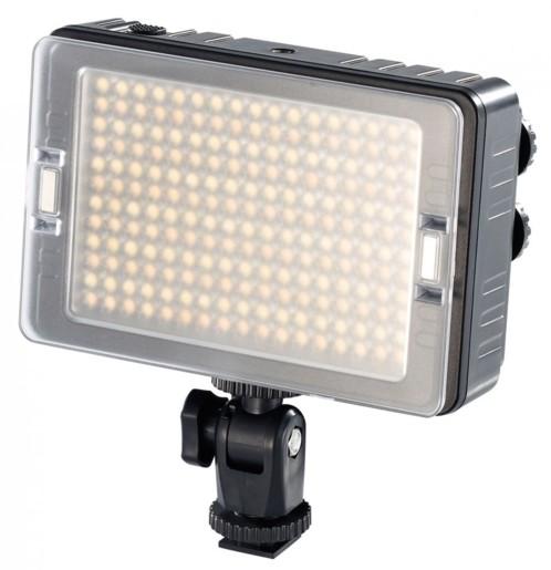 Lampe photo / vidéo à température variable FVL-720.d - 204 LED - Dimmable