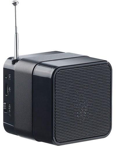 mini radio fm avec fonctions mp3 bluetooth et r veil. Black Bedroom Furniture Sets. Home Design Ideas