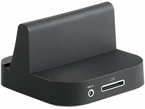 Station d'accueil pour iPad
