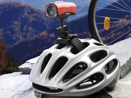 Support de casque pour caméra Sport