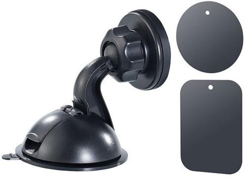 Support magnétique à smartphone - Avec ventouse