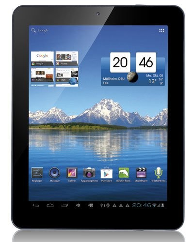 Tablette tactile 8'' Android Dual Core ''X8''
