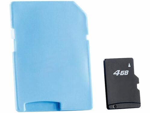 Adaptateur SD & wifi pour cartes MicroSD