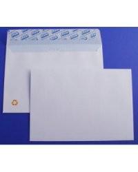 Enveloppes Premium blanches format C6 114x162 90g par 50