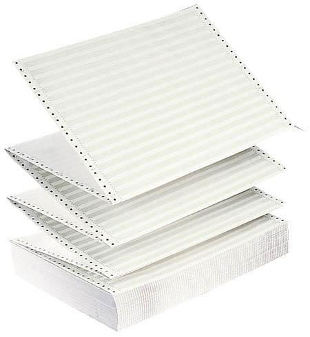 Papier ''listing'' 240 x 305 - 1000 feuilles