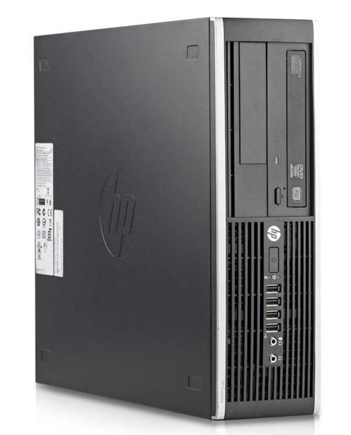 ordinateur de bureau reconditionné HP COMPAQ 8200 ELITE SFF avec intel i5 2400 8go ram hdd 500 go