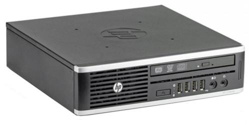 pc reconditionné HP COMPAQ 8300 ELITE USDT avec intel i5 3470s ram 4 go ddr3 ssd 128 go windows 7 pro