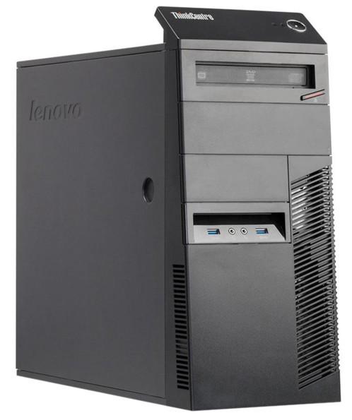 pc reconditionné LENOVO THINKCENTRE M83 10BE avec intel i5 4430 320ghz ram ddr3 16go ssd 512 go windows 10 pro