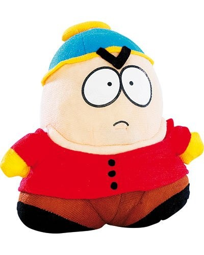 Personnage ''Cartman'' de South Park - grand modèle