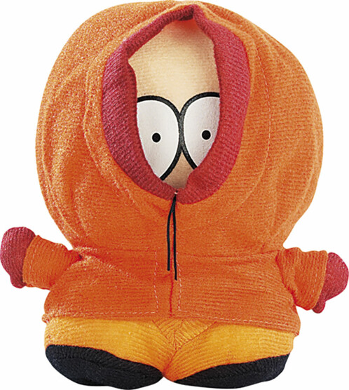 Personnage ''Kenny'' de South Park - grand modèle