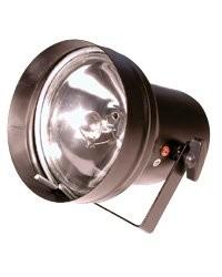 Projecteur PAR36 noir