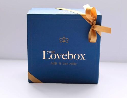 coffret jeux coquins et rotiques your lovebox avec huile et lingerie. Black Bedroom Furniture Sets. Home Design Ideas