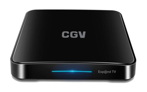 Box TV Android 4K Expand TV par CGV.