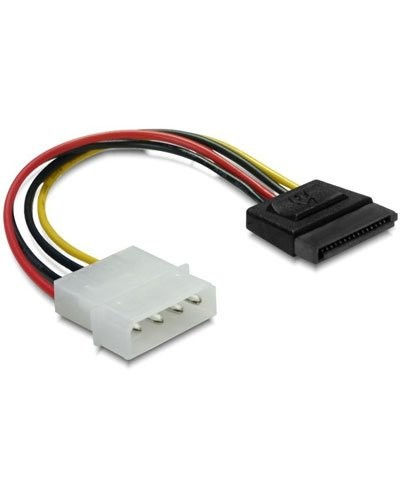 Câble d'alimentation ATX en SATA HDD Delock
