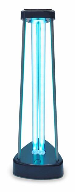 Lampe germicide V-Tac à rayonnement UVC.