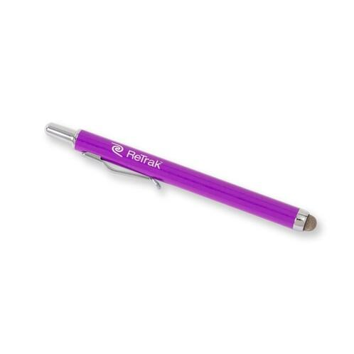 Stylet pour écran tactile violet Retrak.