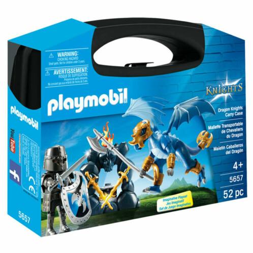 Playmobil Knights n°5657 : Valisette Chevaliers du dragon