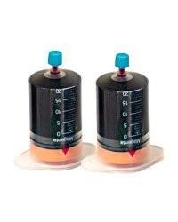Kit de recharges iColor pour cartouches HP, magenta (2x20ml)