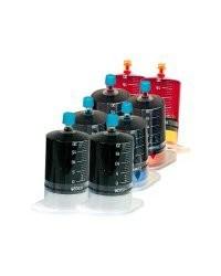 Kit de recharge pour cartouches d'imprimante HP - CMJN