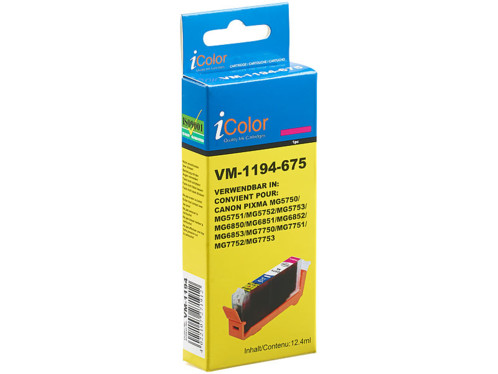 Cartouche compatible Canon CLI571 XL - Magenta