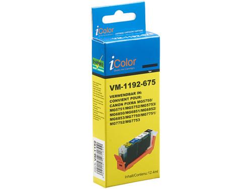 Cartouche compatible Canon CLI571 XL - Noir photo