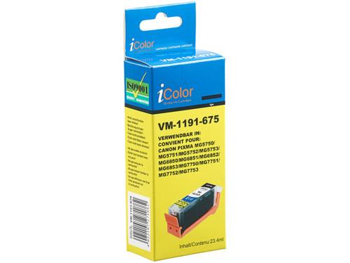 Cartouche compatible Canon PGI-570BK XL - Noir