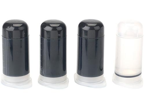 Kit de recharge pour cartouche d'imprimante universel - Noir