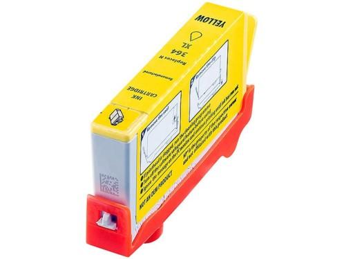 Cartouche compatible HP N°364 Y NH-R0364 XL - Jaune
