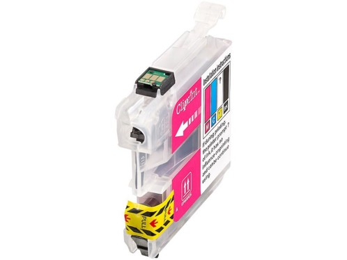 Cartouche compatible Brother LC-125XLM - Magenta