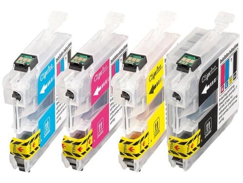 Pack de cartouches iColor pour Brother LC127 / 125XL