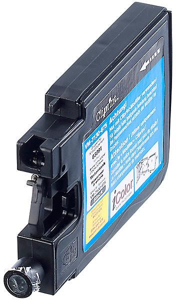Réservoir Cliprint compatible Brother LC-1240BK - Noir